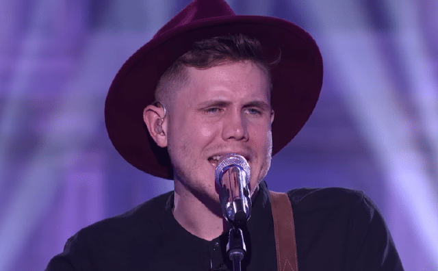 "American Idol's Trent Harmon Covers Chris Stapleton's ""Sometimes I Cry"""