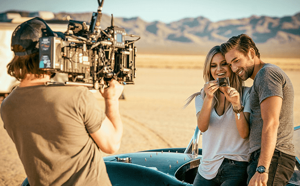 """Read more about the article Go Behind-the-Scenes of Kelsea Ballerini's """"Peter Pan"""" Video With iHeartRadio"""