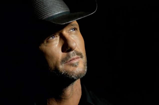 Tim McGraw Makes a Wish Come True On the GRAMMYs Red Carpet