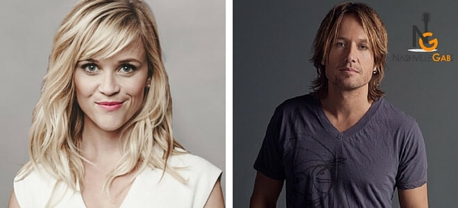 Keith Urban Plays Guitar For Reese Witherspoon at 40th Birthday