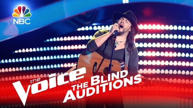 """Read more about the article Adam Wakefield's """"The Voice"""" Audition Is Smooth as Tennessee Whiskey (Watch!)"""