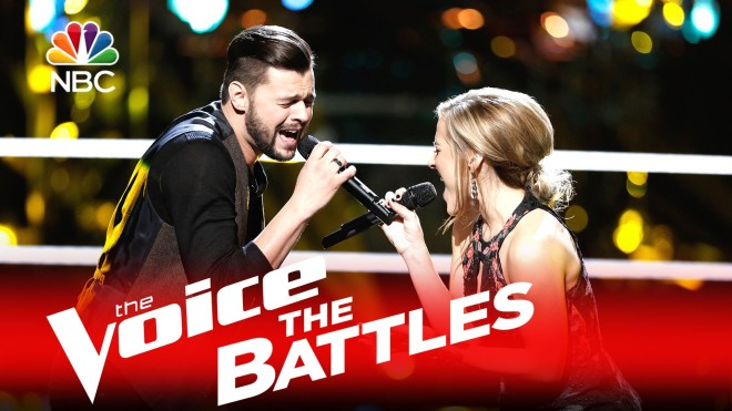"""Read more about the article An Epic Country Music Battle Leaves One Standing On """"The Voice"""" (Watch!)"""
