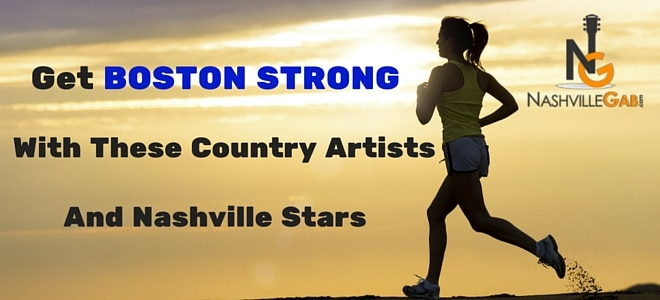 "Get ""Boston Strong"" With Some Country Music Marathoners"