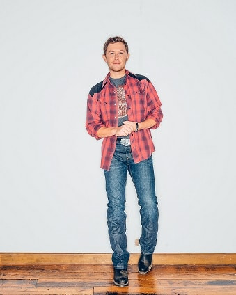 Read more about the article Scotty McCreery announces book tour