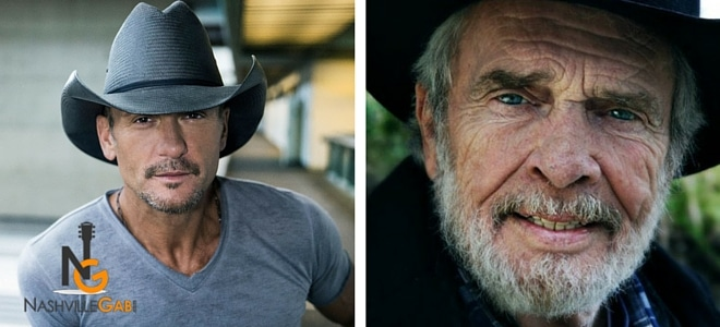 Read more about the article Tim McGraw Pays Tribute to Merle Haggard (Watch!)