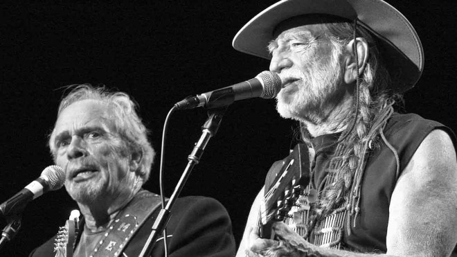 Willie's Roadhouse To Be Renamed To Honor Merle Haggard