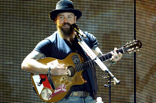 Zac Brown caught up in hotel drug bust