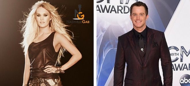 Carrie Underwood Leads Crowd In Birthday Serenade for Easton Corbin