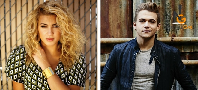 Watch As Hunter Hayes Joins Tori Kelly On The Ryman Stage