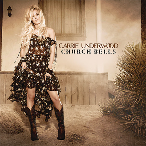 "Carrie Underwood releases video for ""Church Bells"""