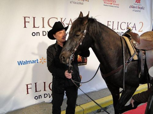 Country artists streaming on Netflix: Clint Black in 'Flicka: Country Pride'