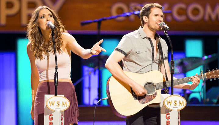 Read more about the article Exclusive Interview: Smithfield Makes Its Grand Ole Opry Debut