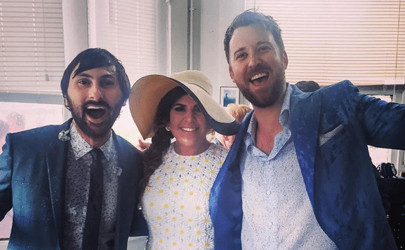 Watch Lady Antebellum Get Soaked at the Kentucky Derby
