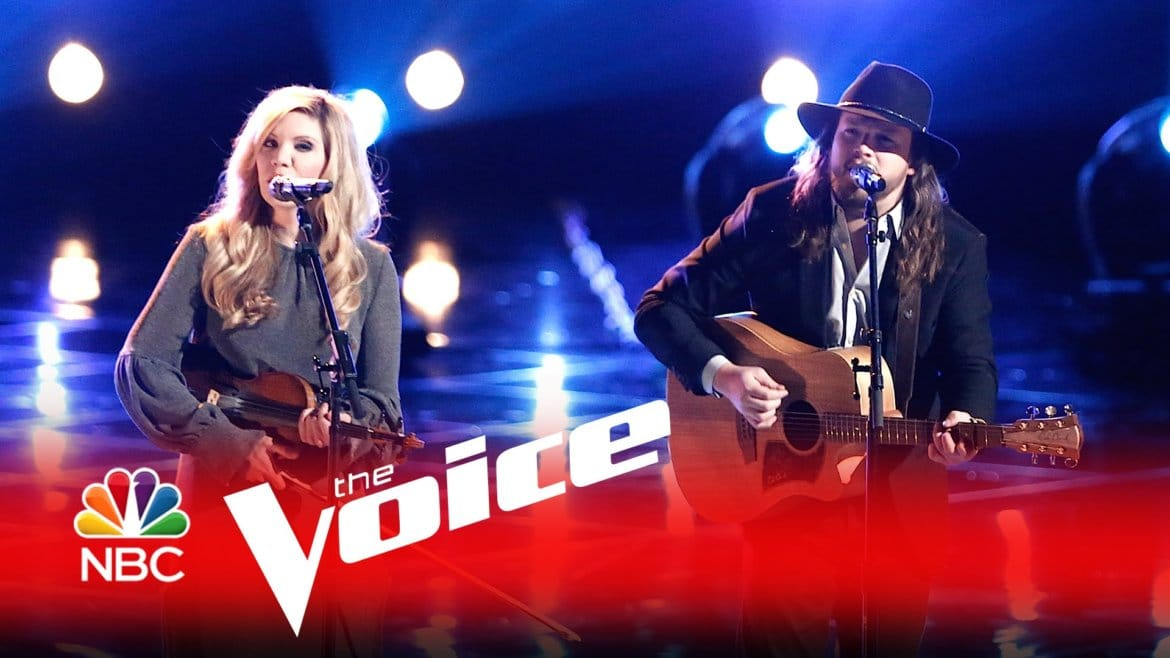 "Adam Wakefield Teams With Alison Krauss On ""The Voice"""