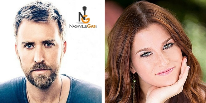 Cassadee Pope Duets With Charles Kelley At Nashville Show (Watch!)