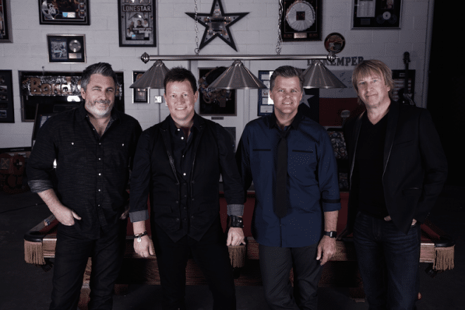 Read more about the article Exclusive Interview: Art Imitates Life For Lonestar