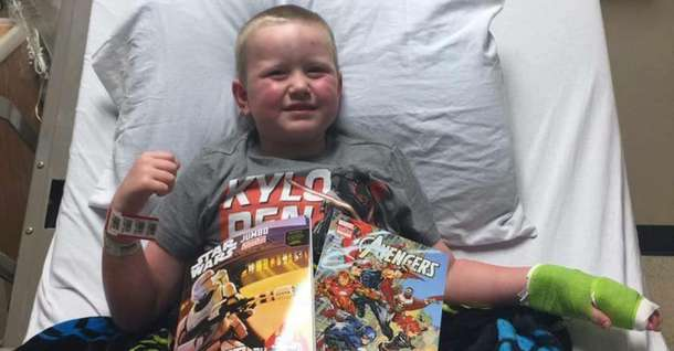 Read more about the article Young Luke Bryan Fan Wishes To Meet His Hero