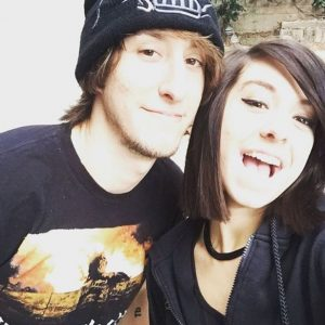 Christina-Grimmie and brother
