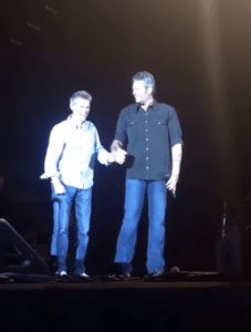 Randy Travis Blake Shelton