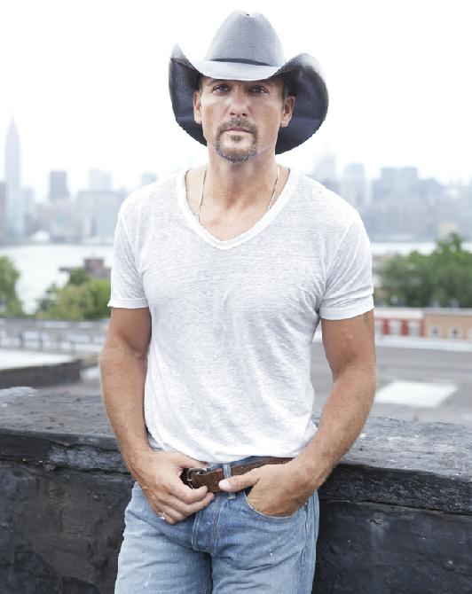 Tim McGraw finds a new musical home, signs with Big Machine Records