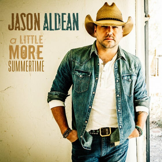 Jason Aldean releases new single, A Little More Summertime