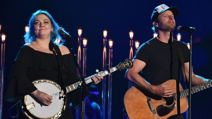 Dierks Bentley and Elle King DELIVER in It's Different For Girls Video