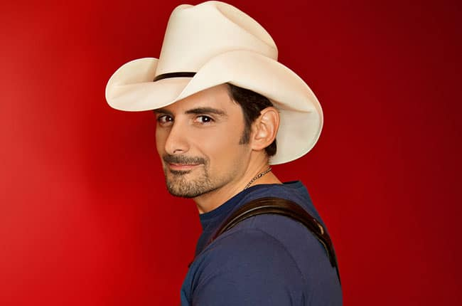 Brad Paisley Hopes for Respect and Unity After Presidential Election