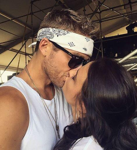 We can thank Brett Young for the awe moment of the week