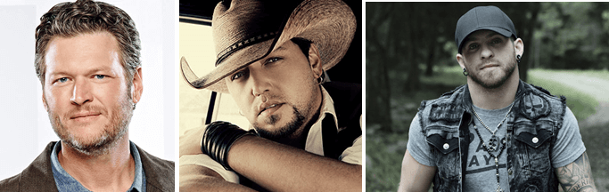 Read more about the article Blake Shelton, Jason Aldean, and Brantley Gilbert on new Madden NFL 17 soundtrack