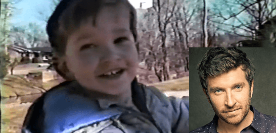 This video of a 3-year-old Brett Eldredge singing is too cute to handle