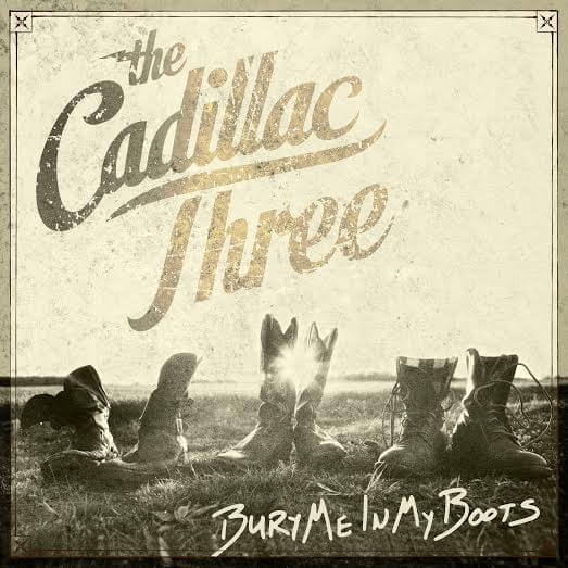 The Cadillac Three Show Growth on 'Bury Me in My Boots'