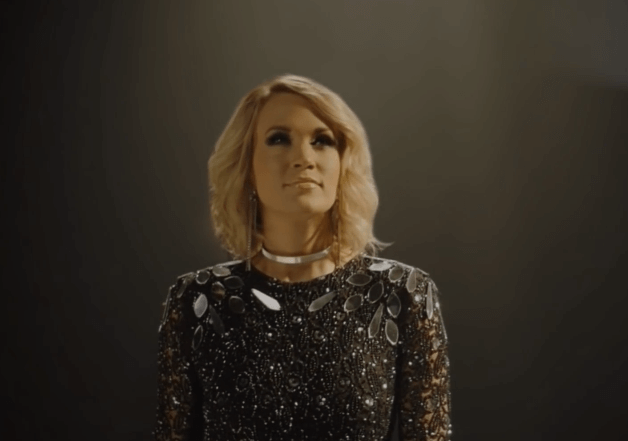 NBC gives fans a taste of Carrie Underwood's new Sunday Night Football song