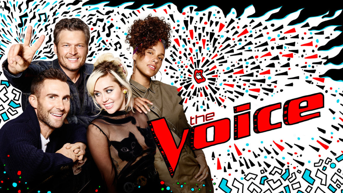 """Read more about the article Watch """"The Voice"""" coaches slay Aerosmith's """"Dream On"""""""