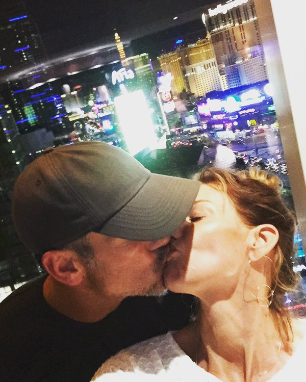 Tim McGraw and Faith Hill are having a Twitter war and it's adorable