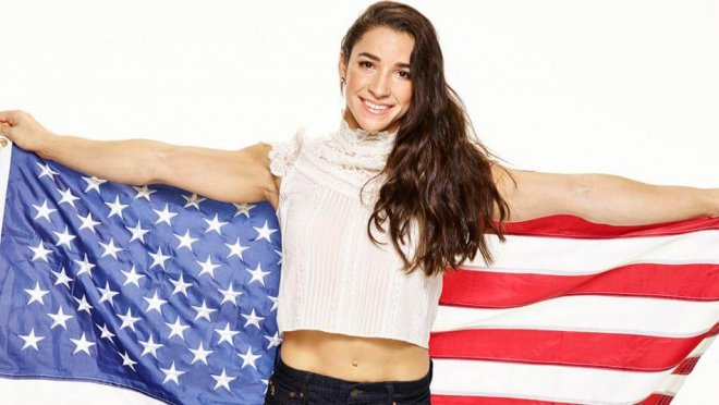 "Olympic Gold Medalist Aly Raisman Says ""Country Music Always Puts Me In a Good Mood"""