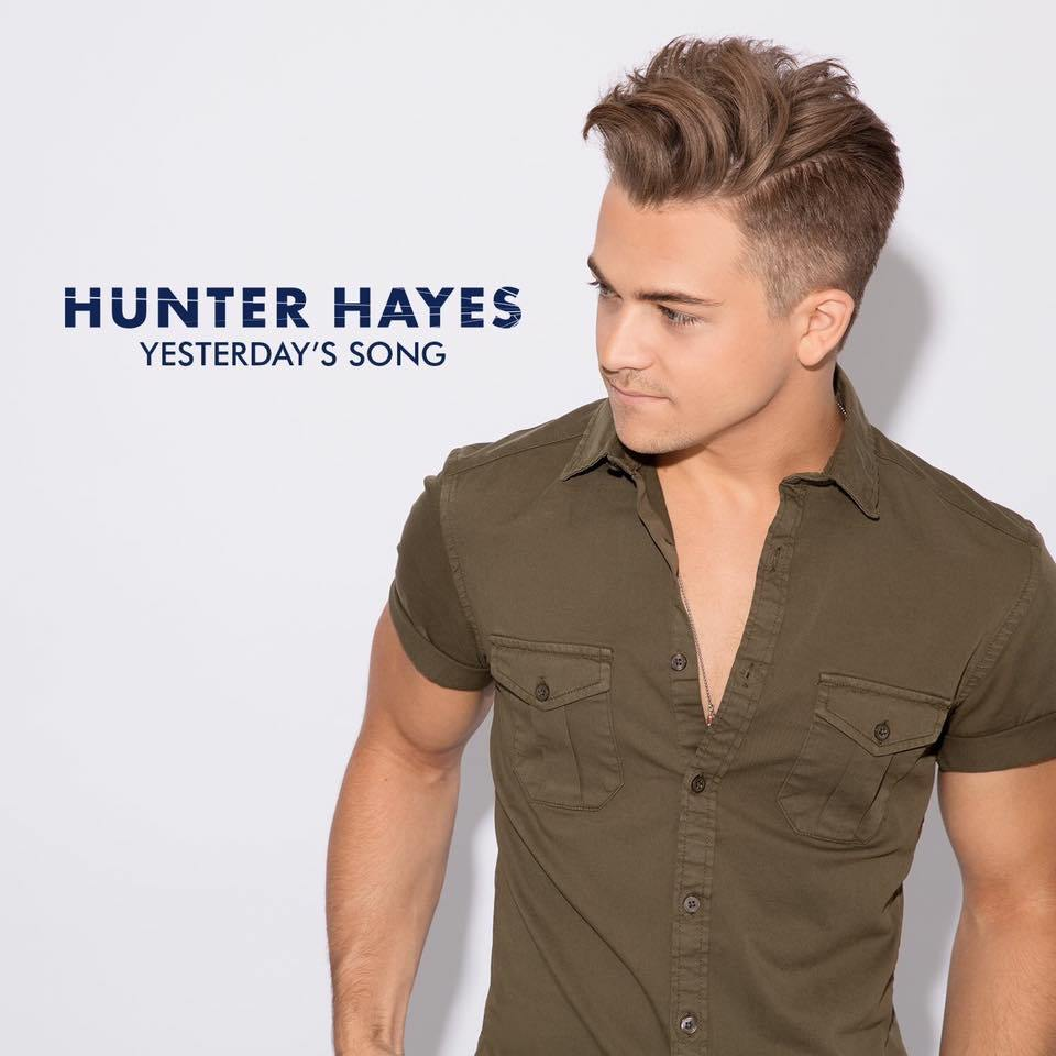 Hunter Hayes' new single, Yesterday's Song, will have you tappin' your toes
