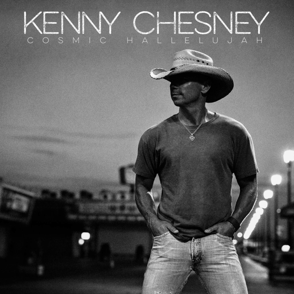 Kenny Chesney reveals 'Cosmic Hallelujah' cover and tracklist