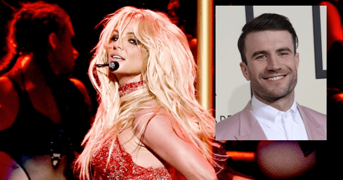 Britney Spears admits Sam Hunt makes heart melt