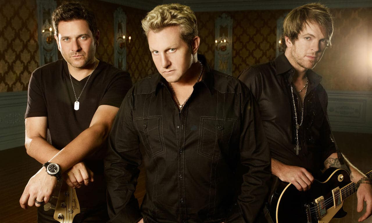 Gab Countdown to Christmas: Rascal Flatts