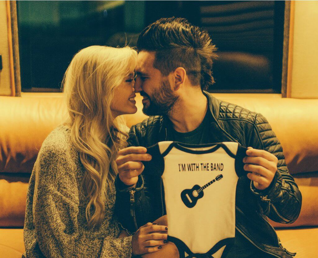 Dan + Shay's Shay Mooney Welcomes Baby Boy