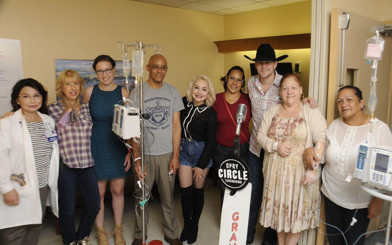Read more about the article Musicians On Call & Warner Music Nashville Bring the Opry to NYC