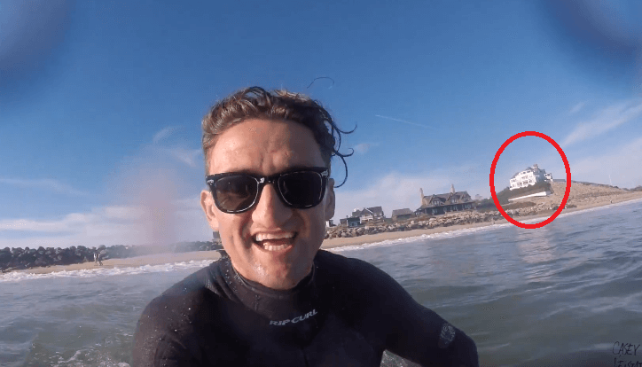 Read more about the article Taylor Swift's Rhode Island home makes an appearance in Casey Neistat video