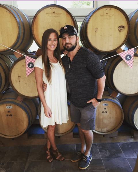 Tyler Farr is a married man!