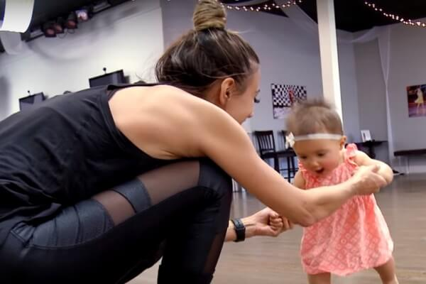 Jana Kramer Dedicates Moving Dance to Daughter Jolie