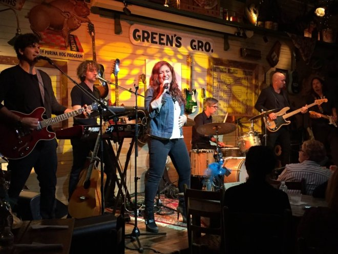 """Read more about the article Jo Dee Messina Lends Her Hand and Voice To Those """"Closer To Home"""""""