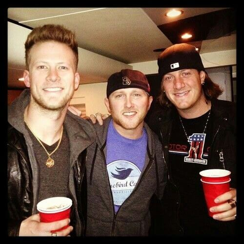 Cole Swindell hasn't changed his number after Florida Georgia Line prank