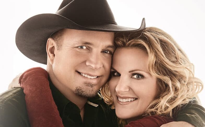 Gab's Countdown to Christmas: Garth Brooks & Trisha Yearwood