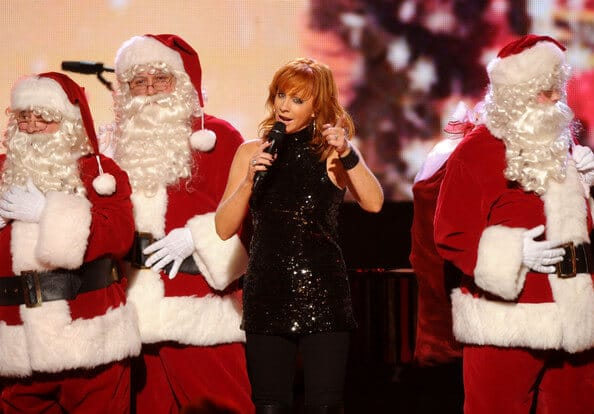 Gab's Countdown to Christmas: Reba McEntire