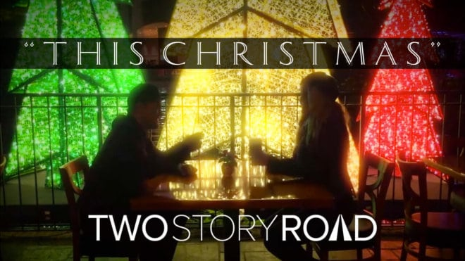 Gab Countdown to Christmas: Two Story Road