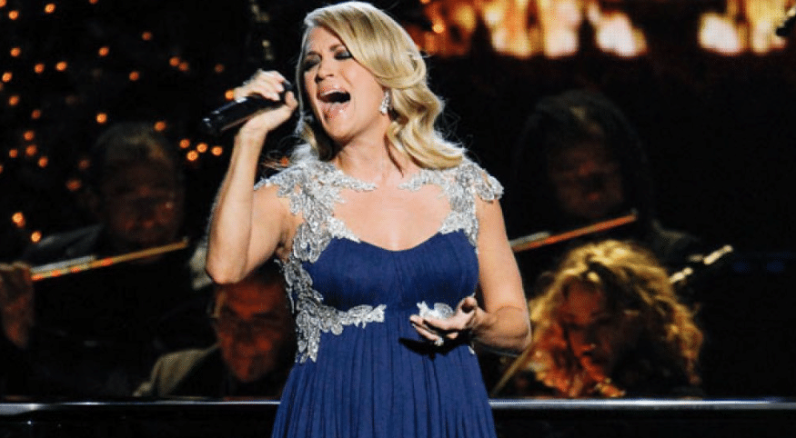 Gab Countdown to Christmas: Carrie Underwood